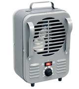 Santa Barbara Heavy Duty 115V Electric Heater (5118 BTU)
